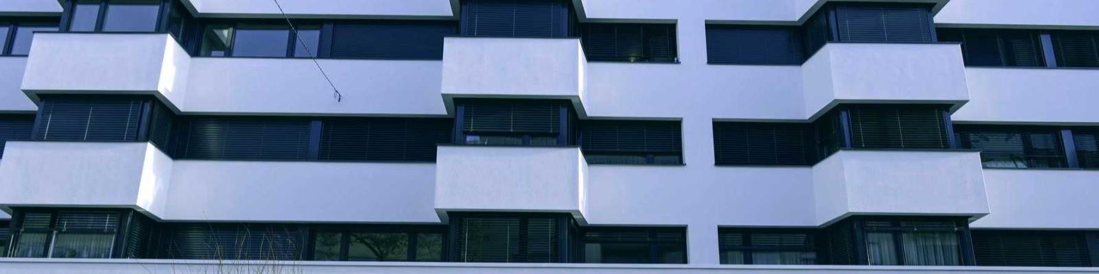 Aussenansicht Reproduktionsmedizin Universitätsspital Basel